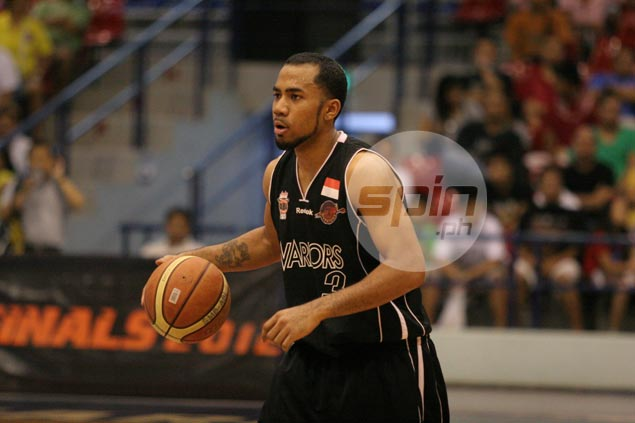 Stanley Pringle admits close Filipino ties factored in decision to join PBA rookie draft