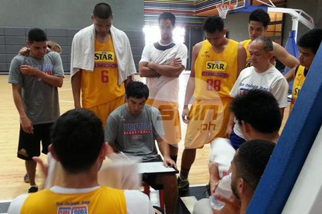 Star settles for another draw in tune-up as SMB's Chris Lutz beats buzzer with putback
