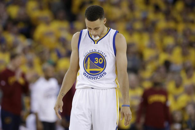 Stephen Curry says Game Six is biggest game for Warriors, declares 'I'm ready for it'