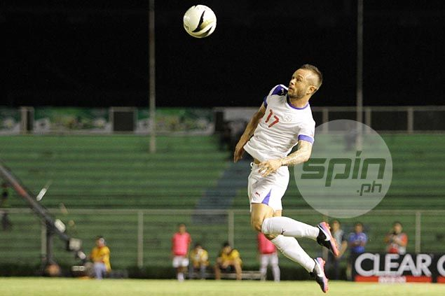 Clash with Azkals coach Dooley over playing time blamed for Stephan Schrock, Dennis Cagara's shock exit