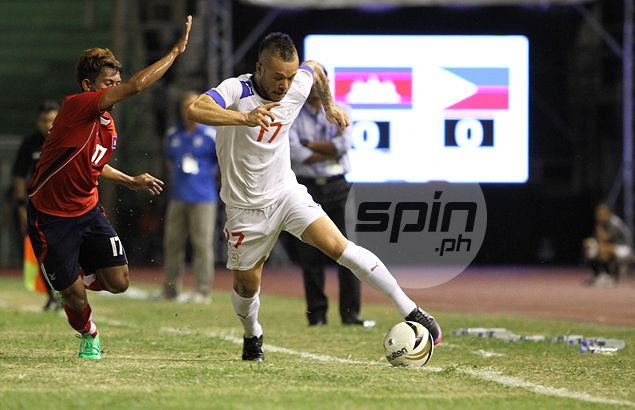 Etheridge, Schrock, Patino earn recall as Azkals back in full force for World Cup qualifiers
