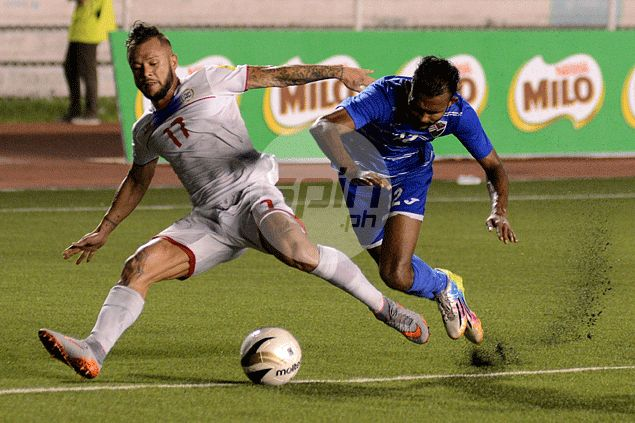 Azkals shake off rust to blank Maldives in friendly ahead of World Cup qualifiers