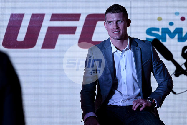 MMA 'wonderboy' Stephen Thompson says speed, movement key to success in UFC