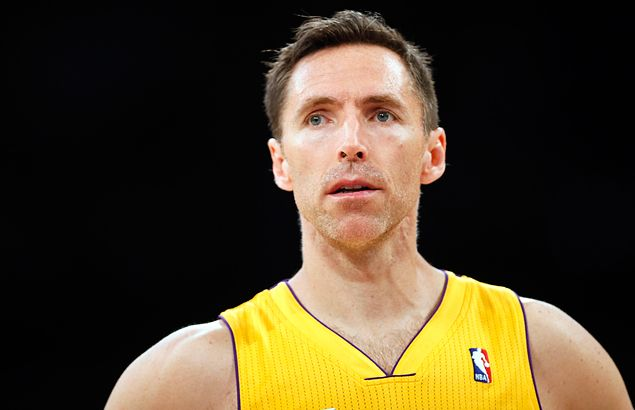 Lakers and Suns wanted Steve Nash as consultant, but Warriors beat them to the punch