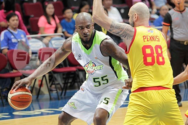 GlobalPort import Steve Thomas glad to be back in PBA after seven-year absence
