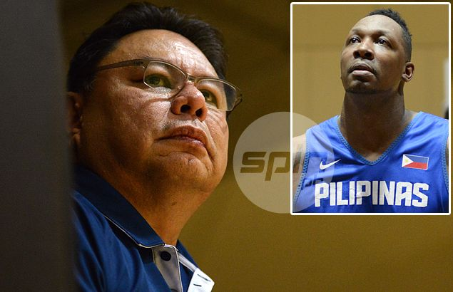 Sy changes mind, says Blackwater now looking for stand-in import in Douthit's absence