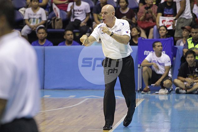 Baldwin cites two reasons why Philippines a 'logical choice' to host Olympic qualifier
