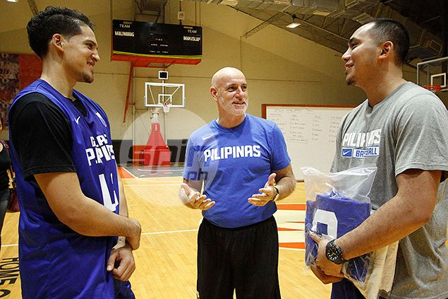 Tab Baldwin declines comment on reported takeover of Ateneo coaching job