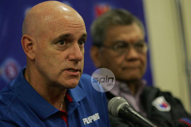 New national coach Tab Baldwin aims high: 'I wanna see Gilas play in 2016 Rio Olympics'
