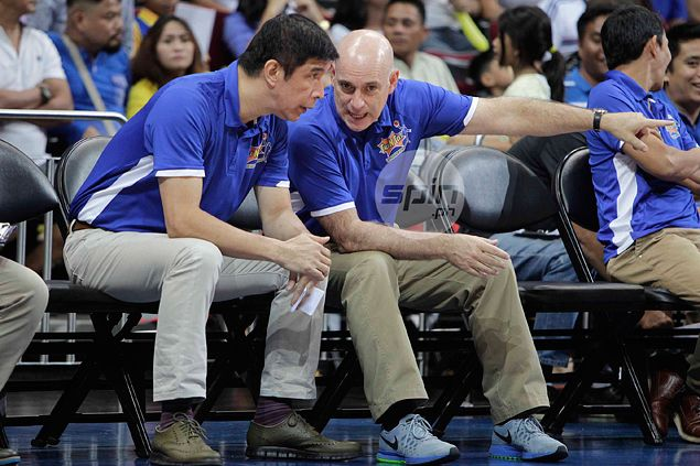 Jong Uichico hopes Talk `N Text shoots better free throws as Tropang Texters try to stave off elimination