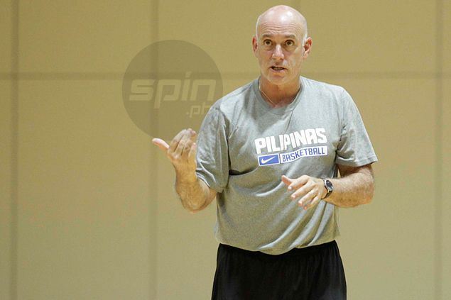 Gilas program in place, players selected. Now all Tab Baldwin can do is wait
