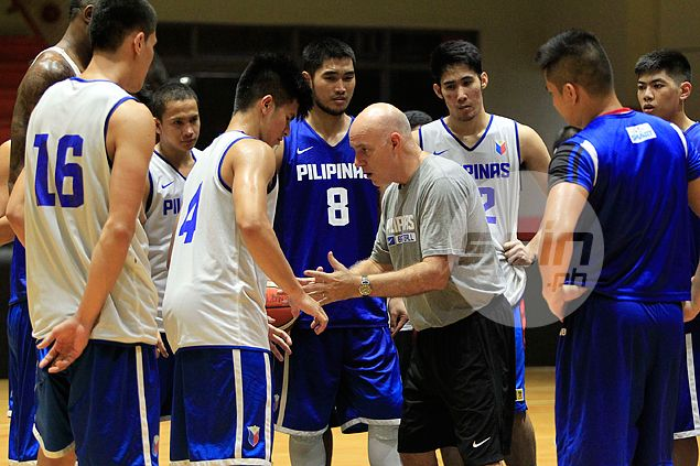 Tab Baldwin far from pleased with Gilas cadets' SEA Games debut: 'We played passive basketball'