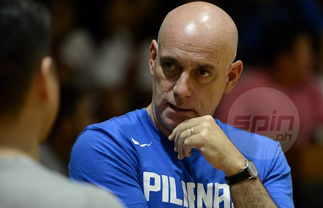 Gilas coach Tab Baldwin knowledgeable enough in boxing to be certain of Pacquiao win