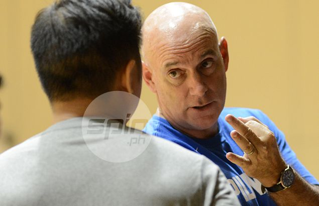 Despite light Fiba-Asia grouping, Gilas coach Baldwin warns there's no such thing as 'easy' game