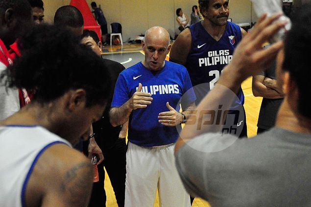 Tab Baldwin expects Gilas to face tough competition in Estonia pocket tournament