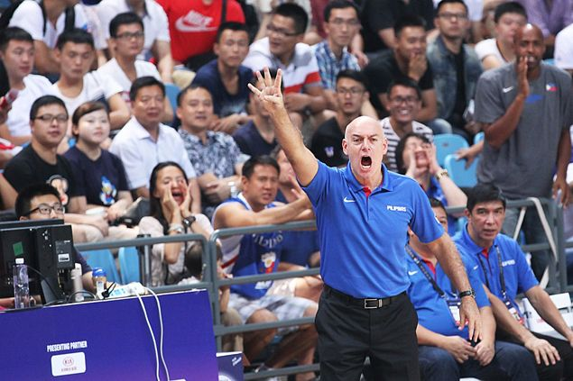 Tab Baldwin on Gilas win over Iran: 'This game was won by individuals playing as a team'