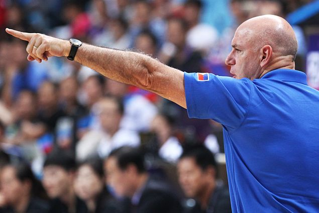 Gilas coach braces for worst in KO match: 'Lebanese teams always battle (hard)'