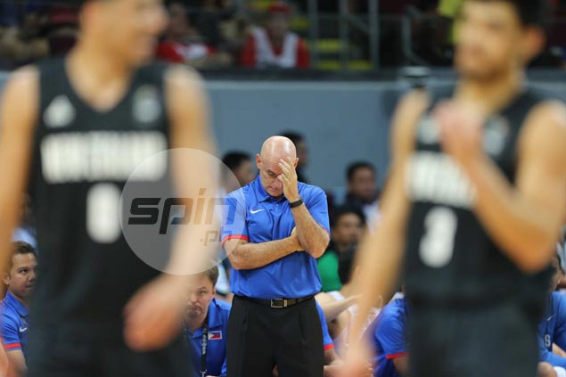 Tab Baldwin cites need for more tune-up games for Gilas to be successful in world basketball