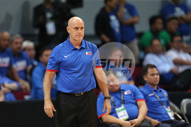 Gilas Pilipinas 'back to zero' with return to cadet program, admits Tab Baldwin
