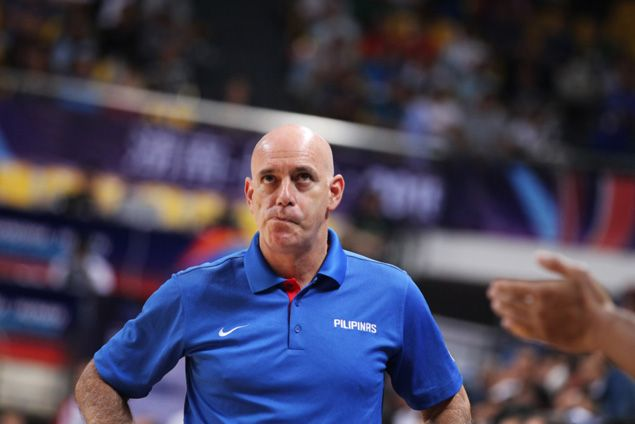 Gilas coach plays down China homecourt edge in Fiba Asia final: 'These are fake fans'