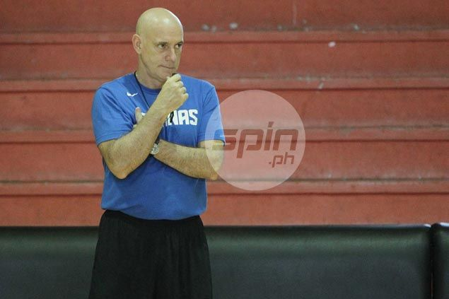 Gilas coach Tab Baldwin: 'If Paul Lee walked in the door right now, I'd be happy'