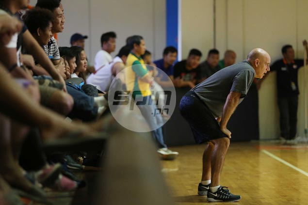Baldwin closes doors of Gilas practice to media, fans amid concern over videos