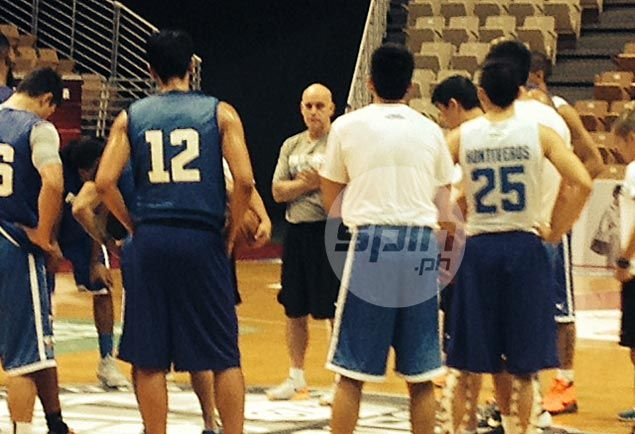 Baldwin to sit de Ocampo, Alapag, Intal, Ramos for Gilas grudge match against host Taipei
