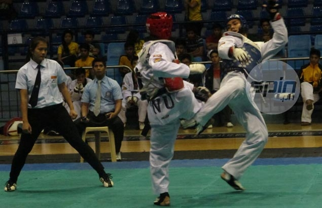 UST jins remain unbeaten in four outings in UAAP taekwondo competitions