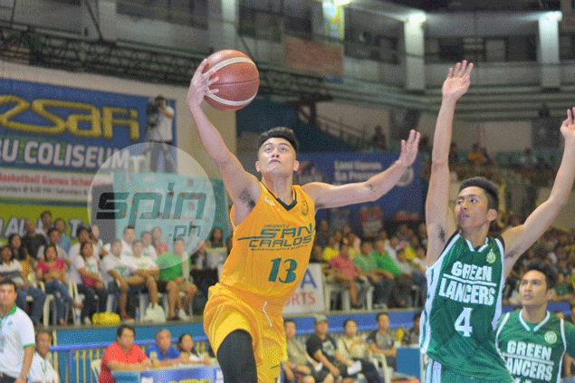 USC Warriors turn back late UV Lancers charge to draw first blood in 15th Cesafi finals