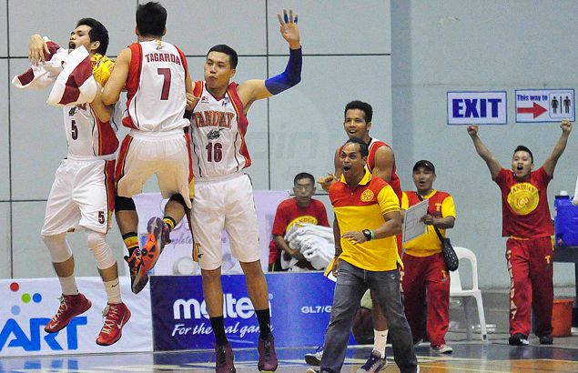 Tanduay coach Chongson on win over Belo and Co: 'Hindi lang matamis. May lasang kape pa'