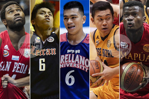 Is Letran-San Beda set for a finals rematch, or can others crash the party in Season 92?