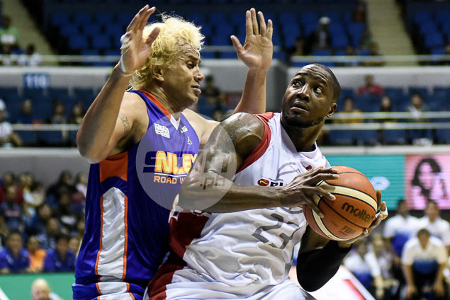 Asi Taulava admits Road Warriors get overconfident after famous win over Ginebra