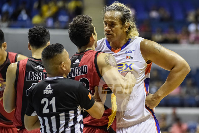 Asi Taulava says no regrets over suspension, vows to be a lot smarter next time