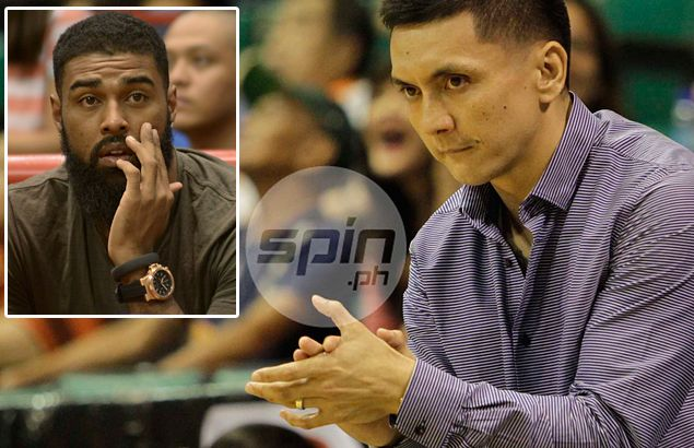 Jimmy Alapag sees Moala Tautuaa a smaller version of former teammate and close pal Asi Taulava