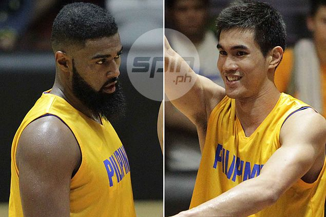 Tautuaa, Rosario go up against ex-teammates as TnT tests Gilas' mettle in MVP Cup opener
