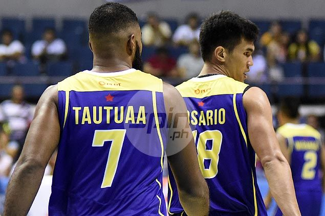 Moala Tautuaa, Troy Rosario say horror Talk 'N Text debut just another learning curve