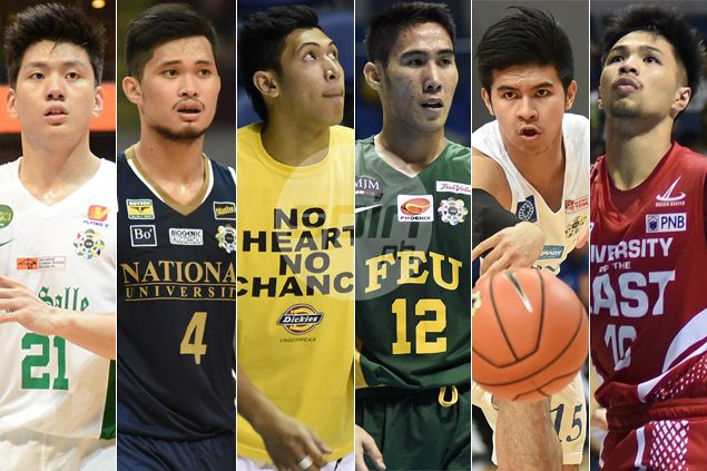 UAAP scenarios: Who has inside track on last Final Four spot, twice-to-beat edge