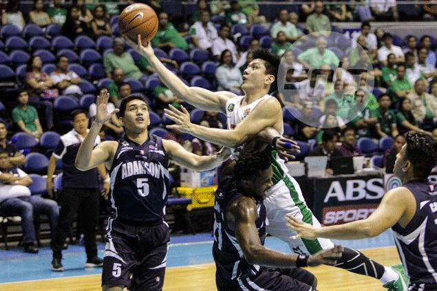 La Salle Green Archers, NU Bulldogs battle each other in crucial UAAP showdown