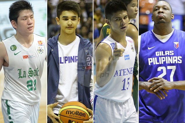 Kobe Paras named to provisional Philippine lineup for SEA Games with Ravena, Teng, Parks, Douthit