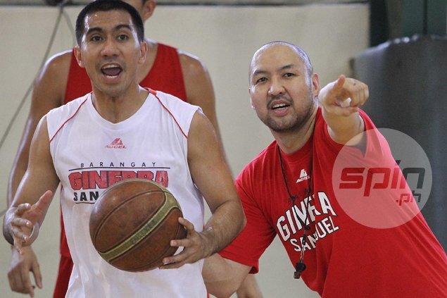 LA Tenorio puzzled, but no longer surprised by news of yet another coaching change at Ginebra