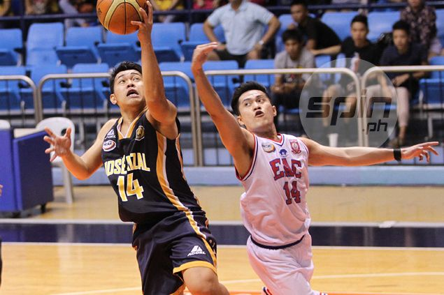 Unflappable JRU Bombers survive another NCAA thriller against EAC Generals