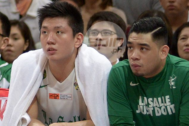 Terrence Mustre joining Adamson Falcons after exit from La Salle