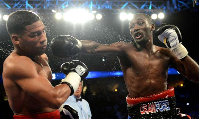 Roach picked Terrence Crawford to be Pacquiao's opponent, Arum didn't like idea