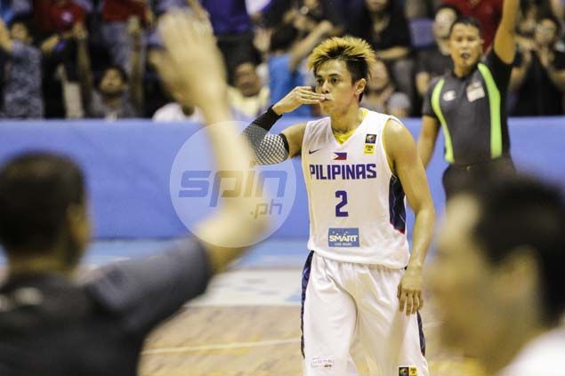 Terrence Romeo says he won't miss first Gilas practice despite bout with flu