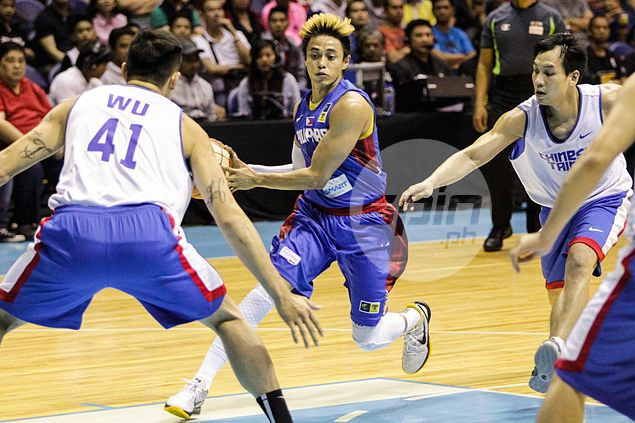 Terrence Romeo says peace, quiet of Cebu will help Gilas focus, stengthen bond