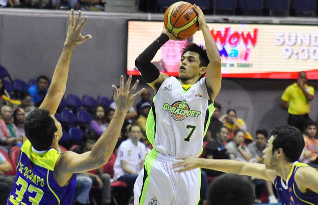 Terrence Romeo snaps out of shooting slump, scores 30 to lead GlobalPort past Talk 'N Text