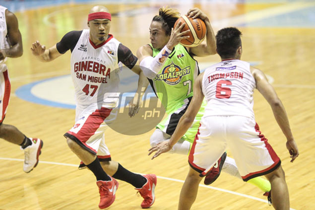 Red-hot Terrence Romeo beats out Hodge, Lastimosa for PBA Player of the Week honor