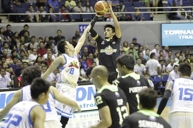 GlobalPort guard Terrence Romeo vows to keep shooting in bid to break out of slump