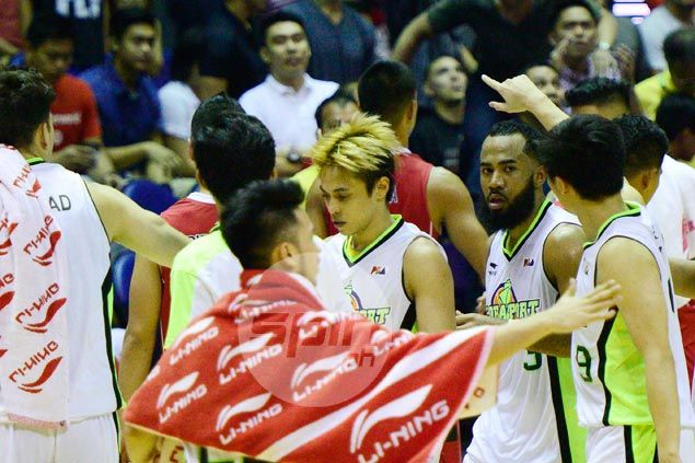 Terrence Romeo says GlobalPort not a two-man show, praises big men for doing 'dirty work'