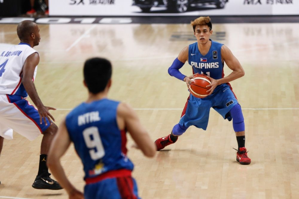 Terrence Romeo says he's not struggling but simply adjusting to Fiba Asia play